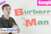 Konglish – Burberry Man