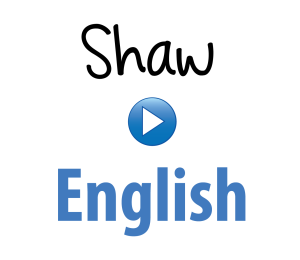 Shaw English Logo Free Video
